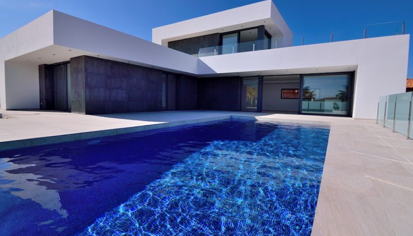 New Build - Villa - Calpe - Garduix