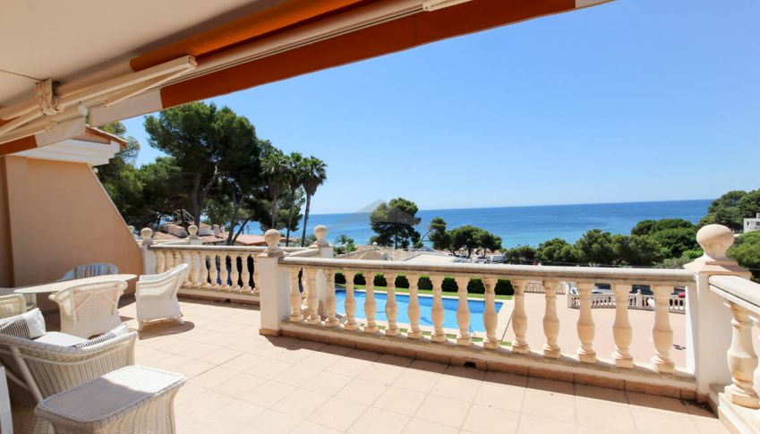 Sale - Apartment - Moraira - La Cometa