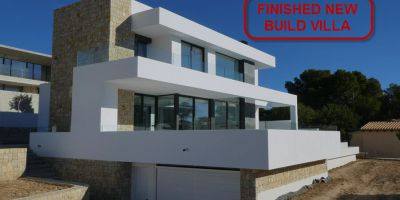 Villa - New Build - Moraira - El Bosque
