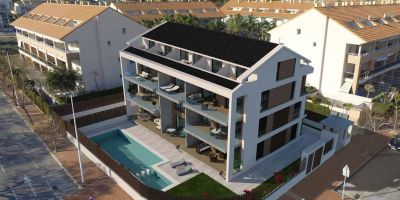 Apartment - New Build - Jávea - Arenal