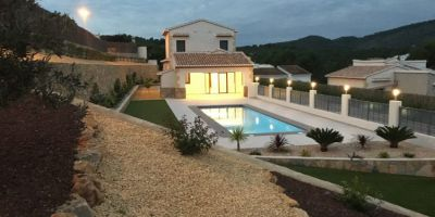 Villa - New Build - Jávea - La Lluca