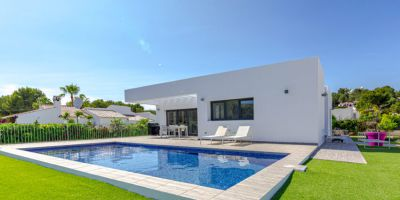 Villa - New Build - Jávea - Costa Nova