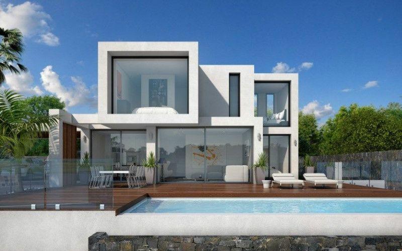 Nueva construcci n villa for Nueva construccion