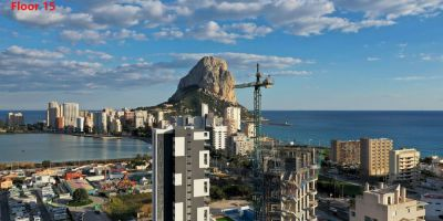 Penthouse - New Build - Calpe - Playa De Arenal