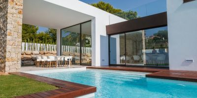Villa - New Build - Moraira - La Cometa