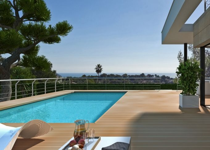 New Build - Villa - Moraira - Pinar de l´Advocat