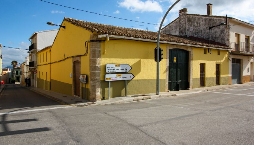Salg - Village house - Sagra
