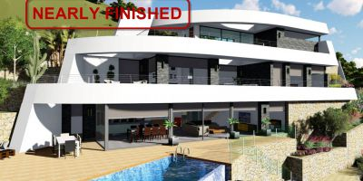 Villa - New Build - Benissa - Pedramala