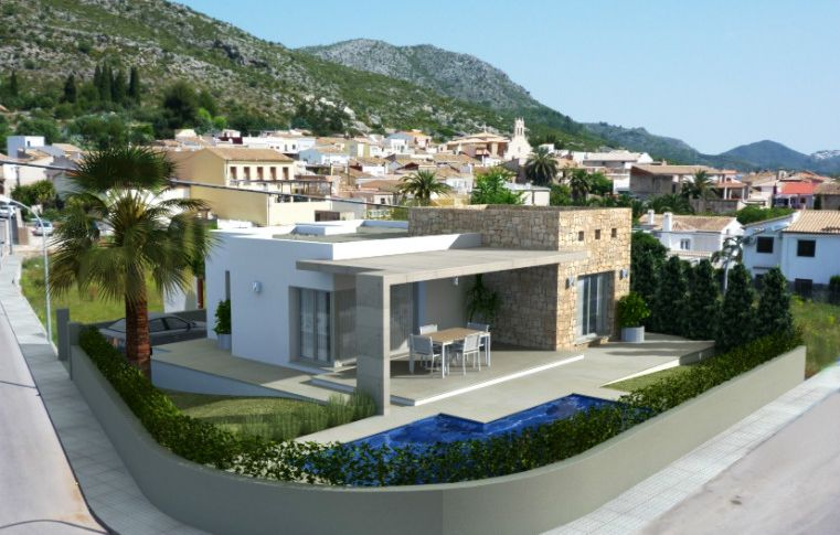 New Build - Villa - Tormos