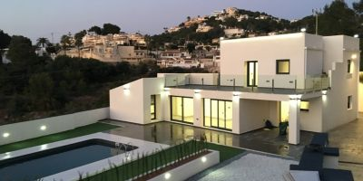 Villa - New Build - Moraira - Paichi