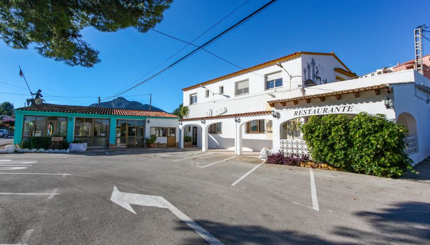 Commercial Properties - Business Premises - Orba