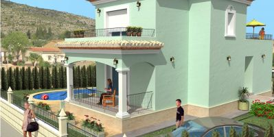 Villa - New Build - Tormos - Tormos