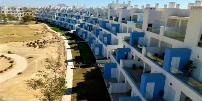 Apartment - New Build - Balsicas - Golf Complex 1º Line Golf