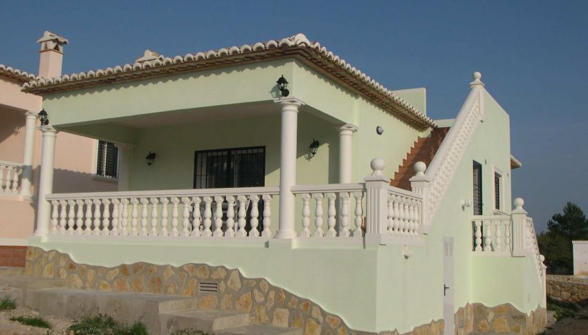 New Build - Bungalow - Rafol de almunia