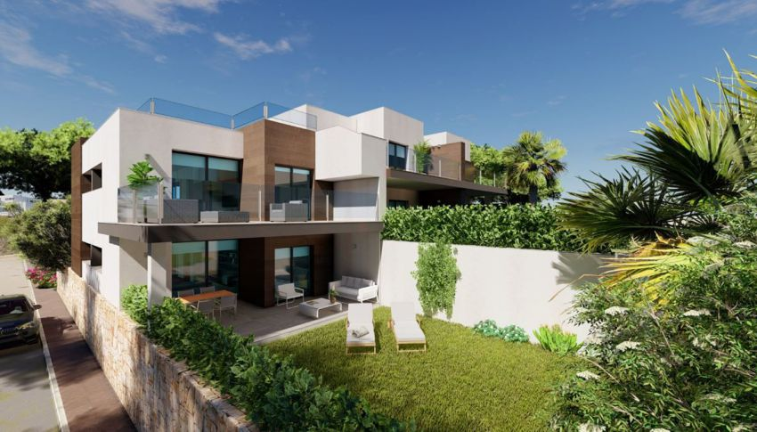 New Build - Apartment - Benitachell - Cumbre Del Sol
