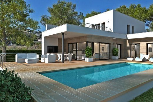 New Build - Villa - Moraira - Sabatera