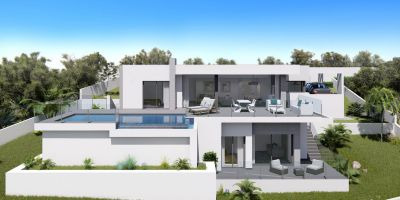 Villa - New Build - Cumbre Del Sol - Cumbre Del Sol