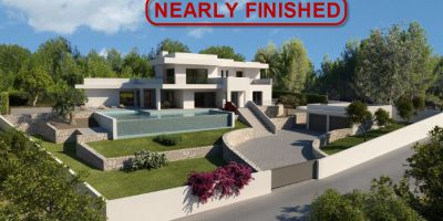 Villa - New Build - Moraira - San Jaime