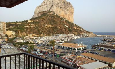 Apartment - Long term Rental - Calpe - 1º Line Beach