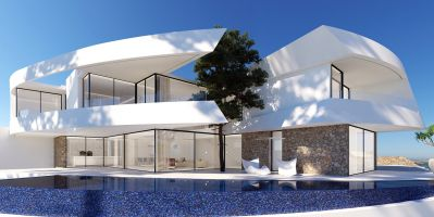 Villa - Nouvelle construction - Altea - Altea