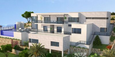 Villa - New Build - Benitachell - Benitachell