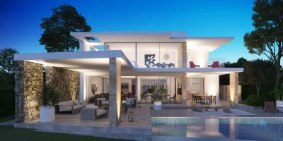 Villa - New Build - Moraira - Sol Park