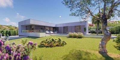 Villa - New Build - Calpe - Ptda Gran Sol