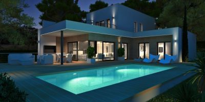 Villa - New Build - Moraira - El Tesoro