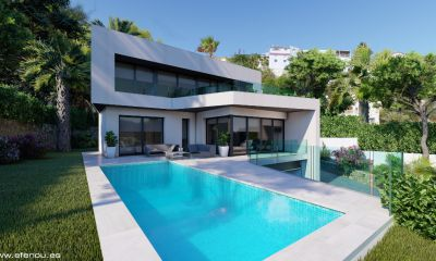 Villa - New Build - Moraira - Benimeit